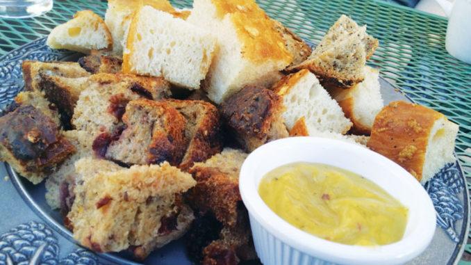 Bread Platter, The Dancing Fox, Lodi