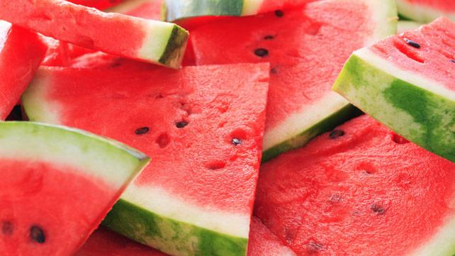 In Season Watermelon San Joaquin Magazine