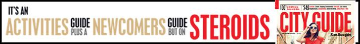 SJ City Guide